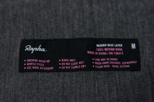 Rapha Winter Base Layer
