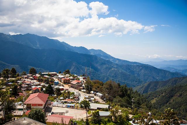 view of San José del Pacífico