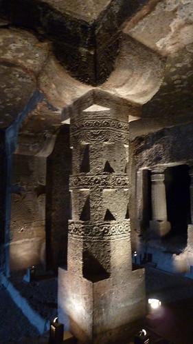 India - Ajanta Caves - 75