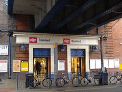 Picture of Romford Station