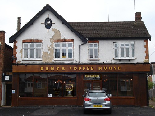 Kenya Coffee House, Romford, London RM1