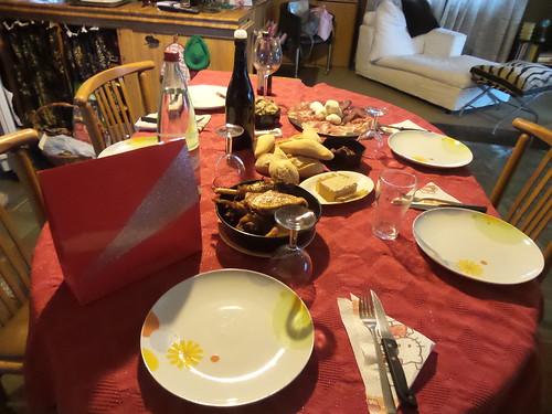Il pre pranzo dal colore rosso by Ylbert Durishti