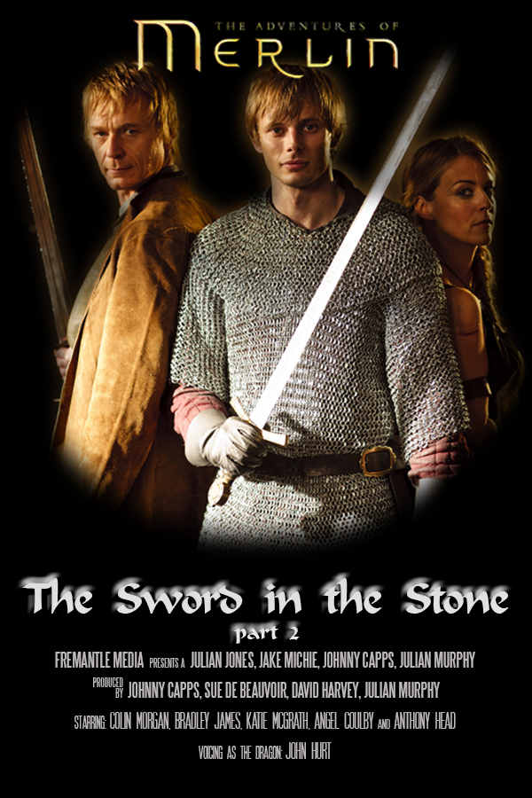 The sword in the stone - part 2