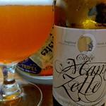 ベルギービール大好き! キュヴェ マンズィール Cuvee Mam'zelle