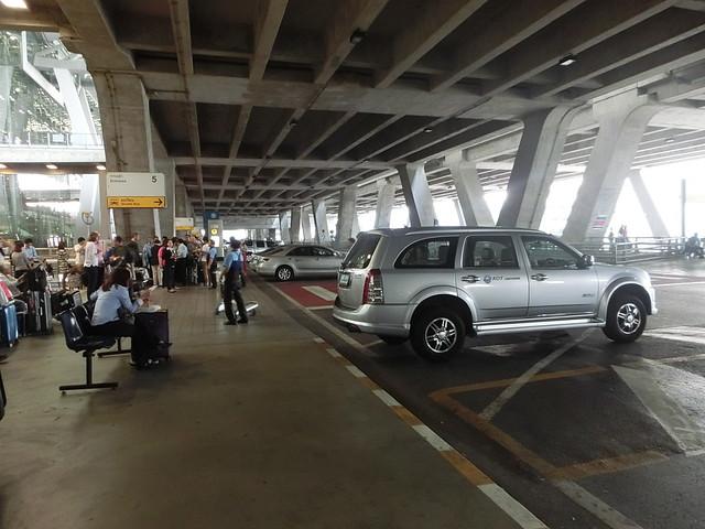 バンコク空港リムジン