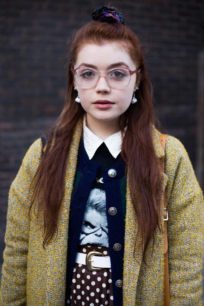 Street Style - Ellie, Covent Garden
