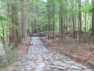 滝尾神社・境内(1)