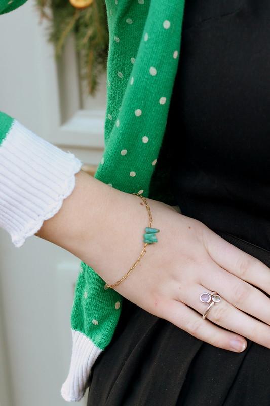 Eclectic Eccentricity bracelet