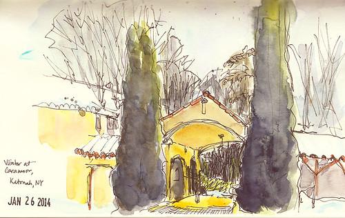 Archway at Caramoor, Katonah, CT