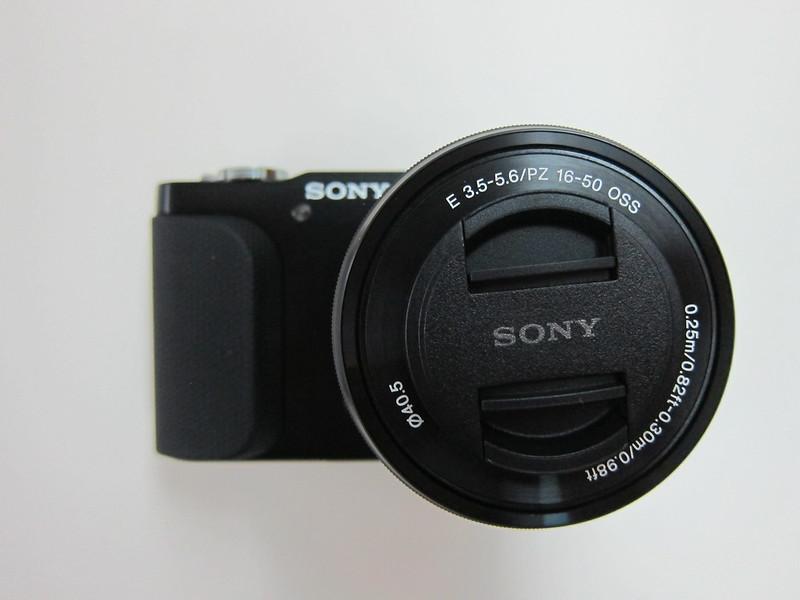 Sony NEX-3N - Front