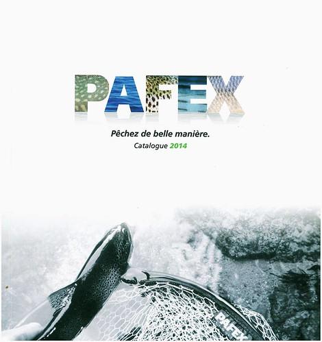 Couverture de Pafex 2014