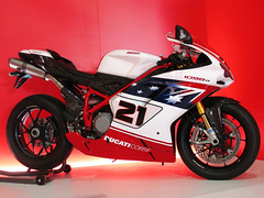Ducati 1098R Bayliss Limited Edition 2009