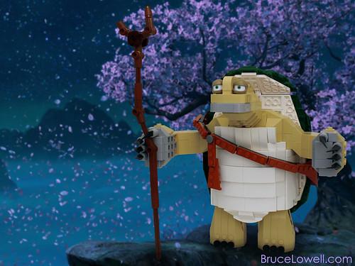 LEGO Master Oogway
