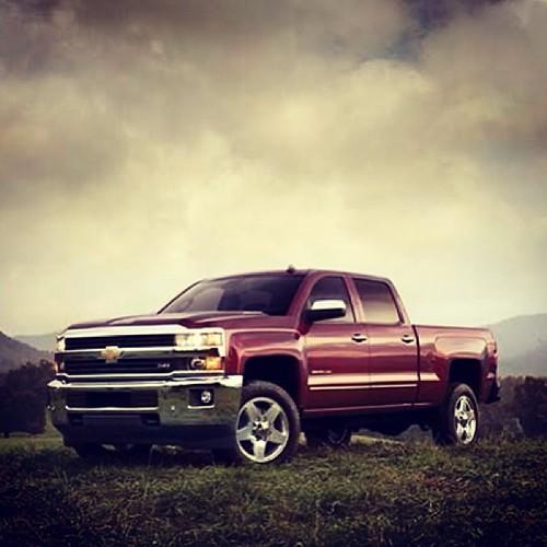 2015 #Chevrolet #Silverado!