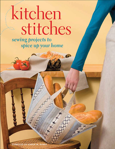 kitchen stitches compiled by karen m. burns