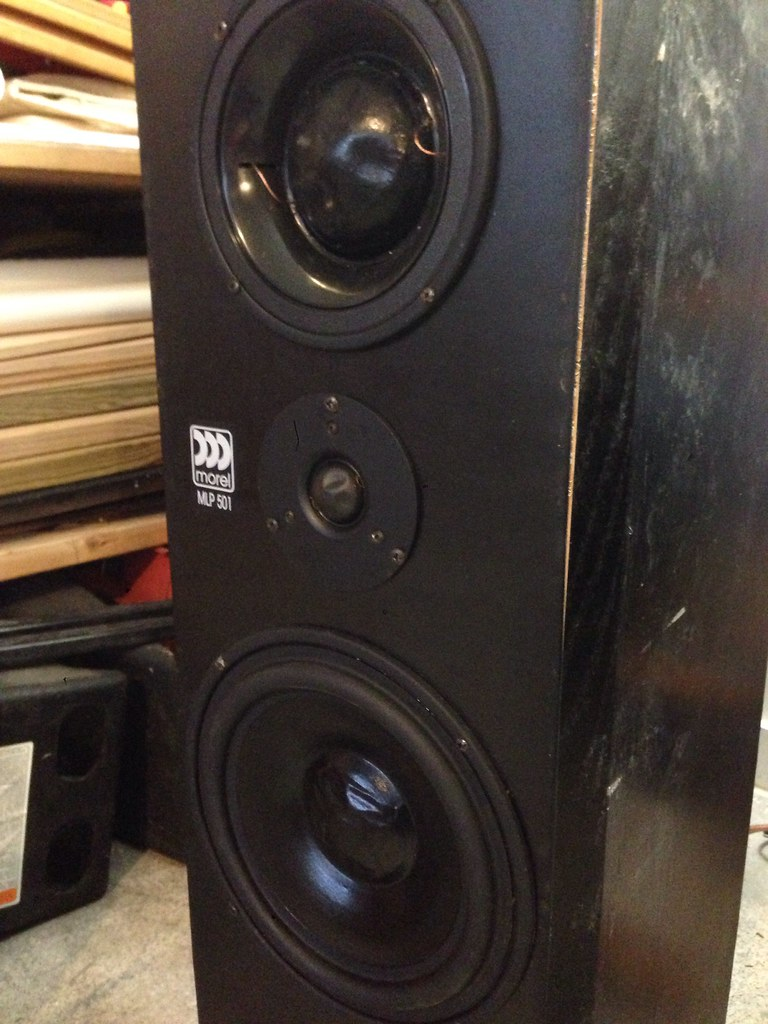 witnessed  greatest tragedy  speaker history page  audiokarma home audio stereo