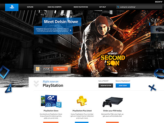 A new look for PlayStation websites - PlayStation.Blog.Europe