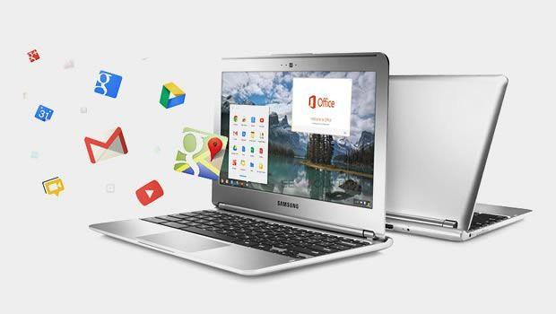 Google chromebook VMWare