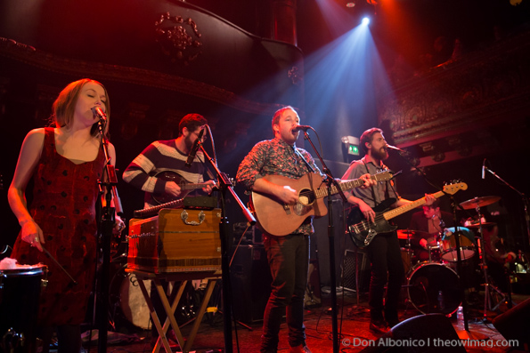 Branches @ Great American Music Hall, SF 2/13/14