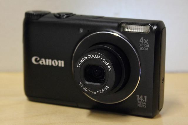 New KAP Camera - Canon Powershot A2200