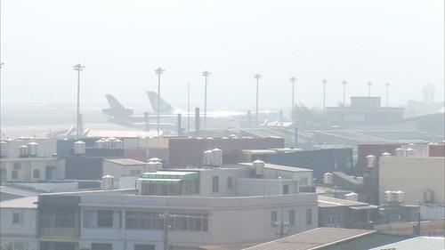政府勾勒一個3000公頃的航空城大夢。