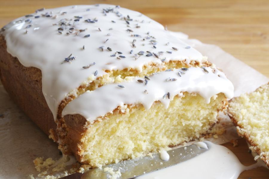 Lavender Lemon Cake Recipie Oil Greek Yogurt