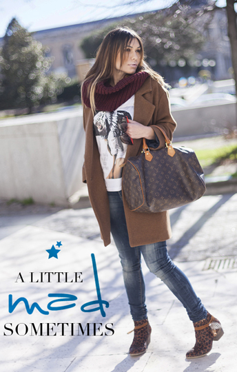 street style february outfits review barbara crespo street style fashion blogger