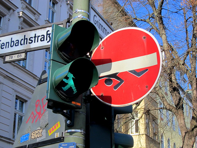streetart | clet abraham | berlin