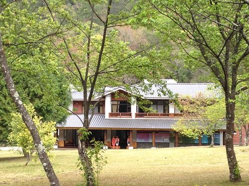奧萬大自然教育中心。