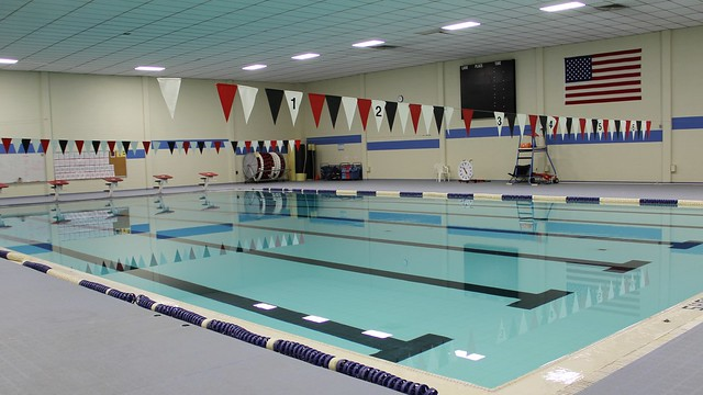 Swimming pool barton community college for Public swimming pools kansas city