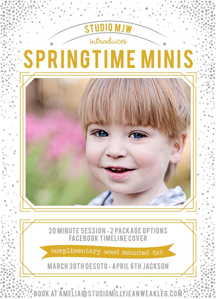 2014 Springtime Minis