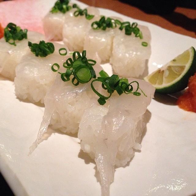 ふぐ寿司!