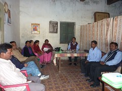 OLPC Interactive Teaching Curriculum Interaction with teachers of Saraswati School, Janakpur