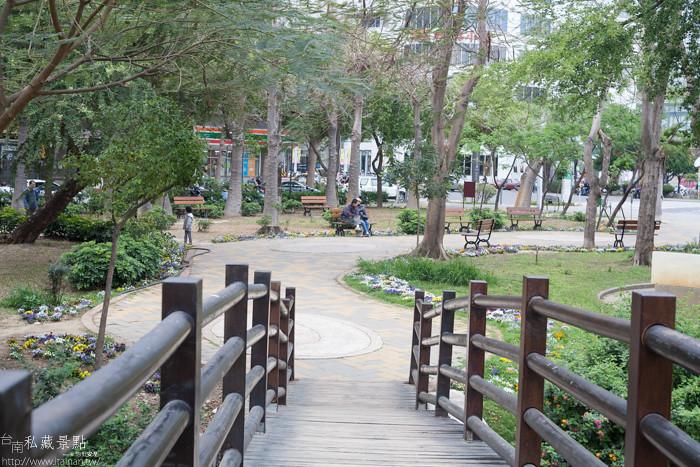 台南私藏景點--春耕巴克禮公園 (14)