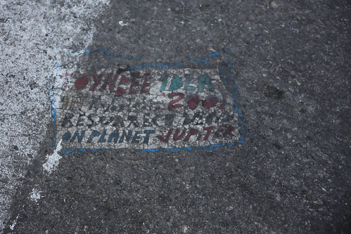 Toynbee Tile on Market