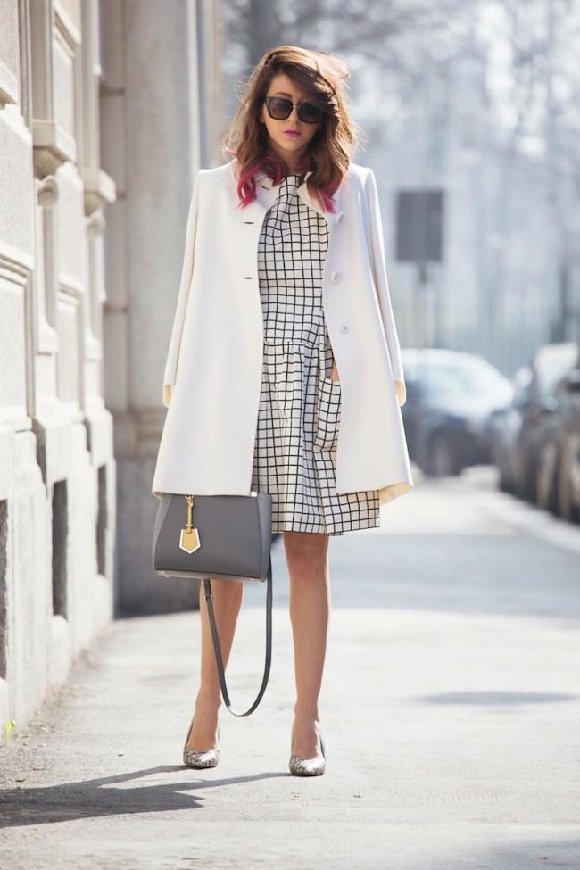 outfit-bon-ton-vestitino-a-quadri-prada-street-style-milan-fashion-week-aw2014-nicoletta-reggio-A1911.jpg-890x1335