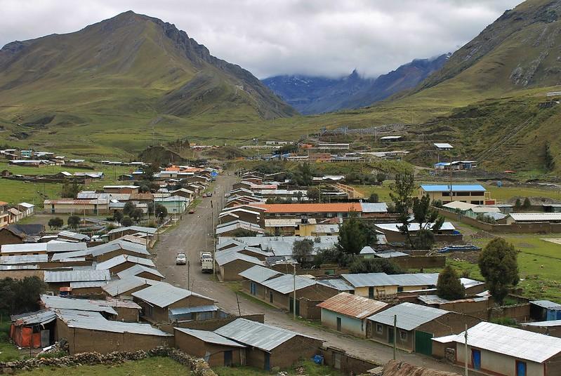 Pachapaqui, near the Cordillera Blanca