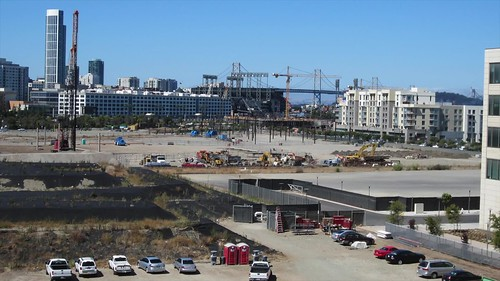 Mission Bay Construction (Now Consumed by Fire)