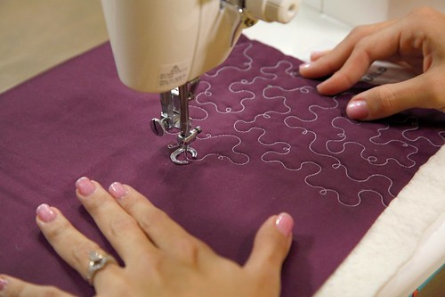 More from Start Free-Motion Quilting!