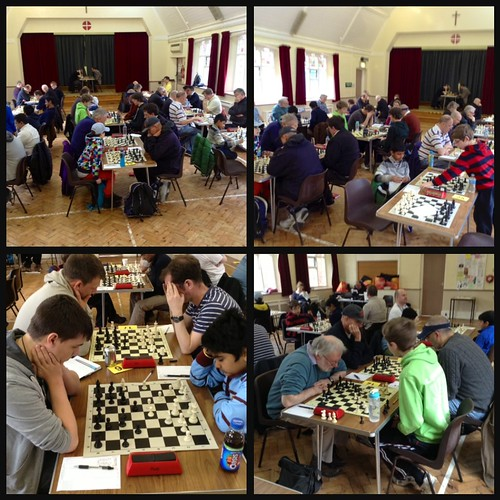 Bexhill Chess Collage