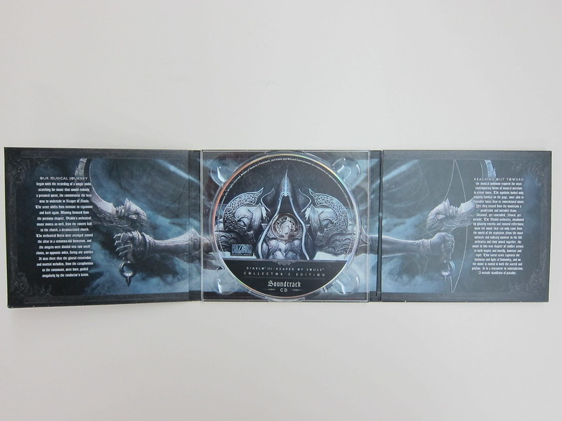 Reaper of Souls - Collector's Edition - Reaper of Souls Soundtrack
