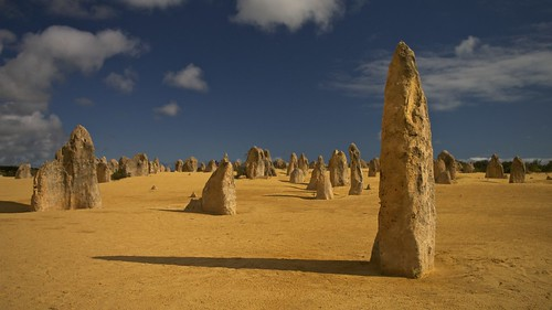 Pinacles WA - Nambung National Park (Explored 10 May 2014)