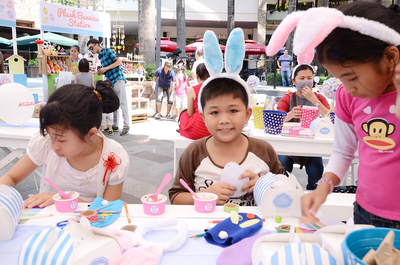 Easter Craft Party