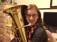 Erin and Her Euphonium