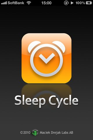 Sleep Cycle alarm clockタイトル