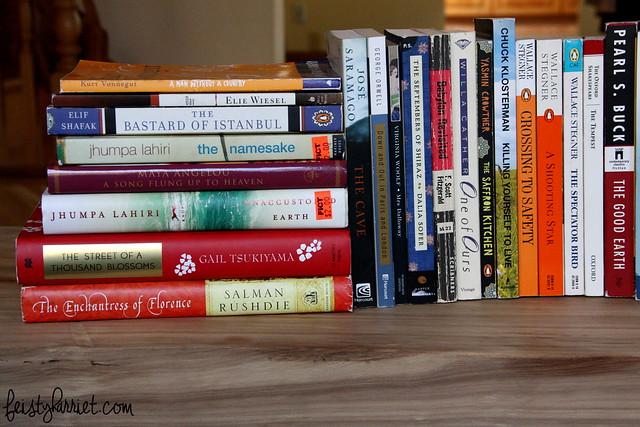 AZ Booksale 2014 6_FeistyHarriet