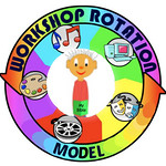 Logo for the Workshop Rotation Model