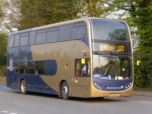 Stagecoach Gold for Cambridge on delivery (c) Gregg Collins