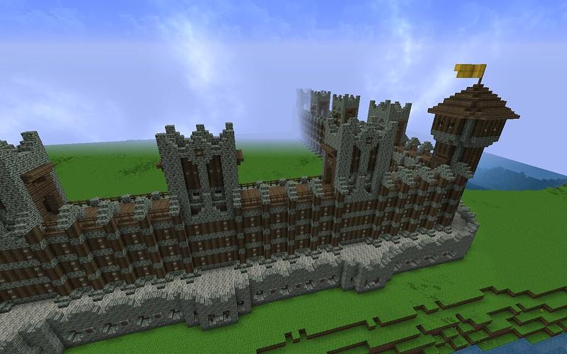 Darujhistan In Minecraft Malazan Empire