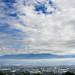 in Taiwan Taichung . 台灣台中  beautiful sky & cloud 新社觀雲  DSC_2358 by Ming - chun ( very busy )